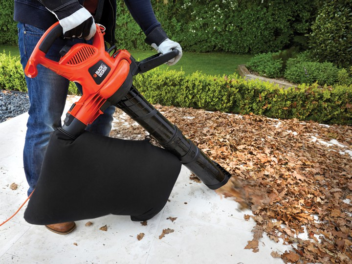 Sopladora de hojas Black Decker GW2810 QS